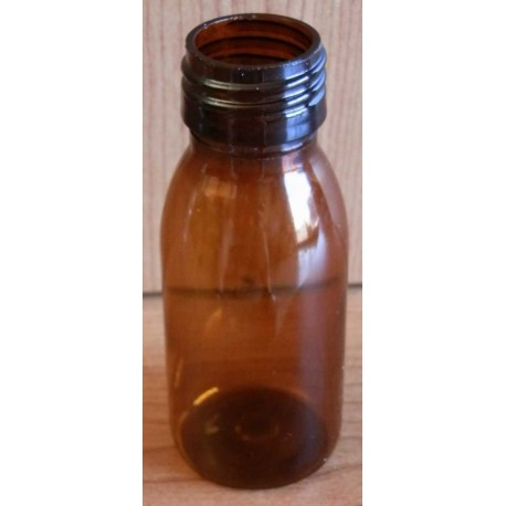 Botella Pet topacio 60 ml.