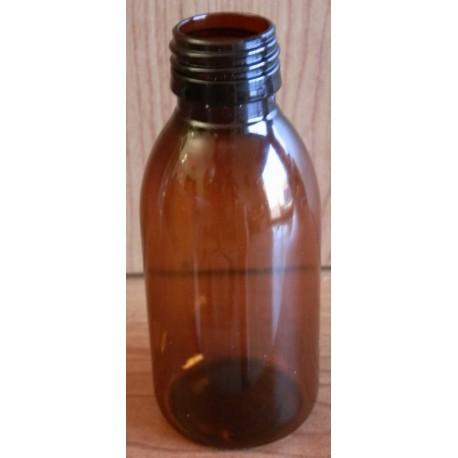 Botella Pet topacio 125 ml.