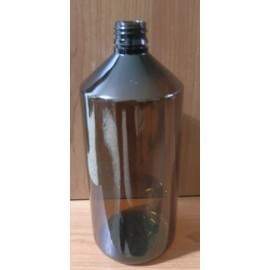 Botella Pet topacio 1000 ml.
